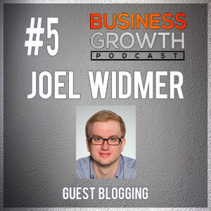Joel Widmer
